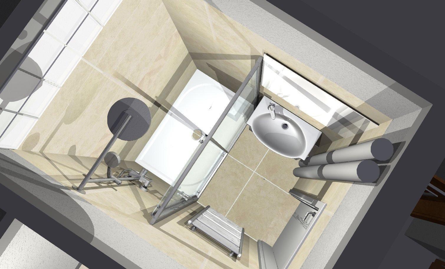 Návrhy interiérů a 3D vizualizace